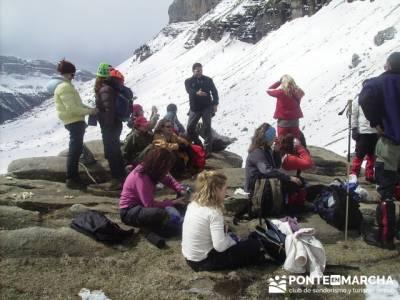 Multiaventura en Ordesa; club de senderismo madrid; grupos de senderismo en madrid